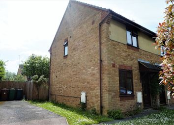 Thumbnail 2 bed semi-detached house for sale in Hoylake Drive Farcet, Peterborough