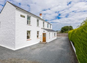 Thumbnail 4 bed detached house for sale in Duvaux Lane, St. Sampson, Guernsey