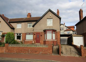Thumbnail 3 bedroom semi-detached house for sale in Riversdale Terrace, Thornhill, Sunderland