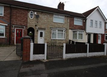 Thumbnail 2 bed terraced house for sale in Homestall Road, Liverpool, Merseyside