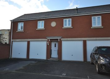 Thumbnail 2 bedroom end terrace house for sale in Culm Grove, Exeter