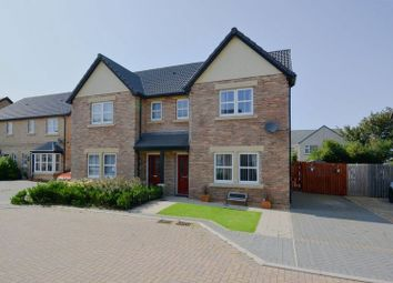 Thumbnail 3 bed semi-detached house for sale in Whins Close, High Harrington, Workington