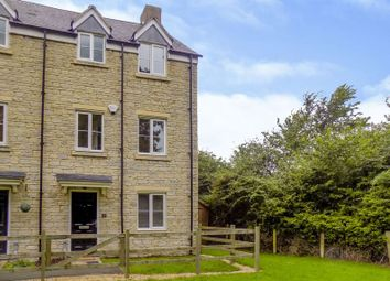 Thumbnail 3 bedroom end terrace house for sale in White Eagle Road, Swindon