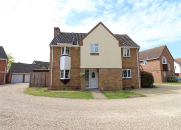 Thumbnail 4 bed detached house for sale in Ryefields, Thurston, Bury St. Edmunds