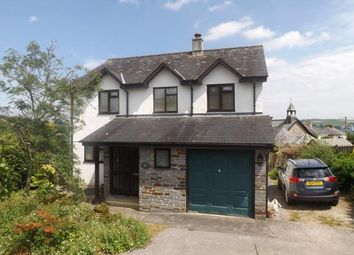 Thumbnail 4 bed detached house for sale in Bere Ferrers, Yelverton