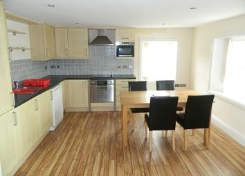 Thumbnail 2 bedroom flat to rent in 3 Old Railway Apartments, Victoria Road, Milford Haven