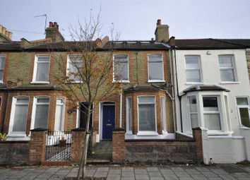 Thumbnail 3 bed terraced house to rent in Briscoe Road, Colliers Wood, London