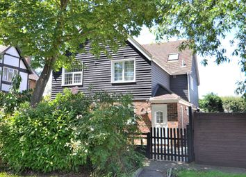 Thumbnail 4 bed semi-detached house for sale in Sherwood Drive, Bletchley, Milton Keynes