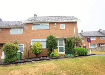 Thumbnail 3 bed end terrace house for sale in Firs Avenue, Fairwater
