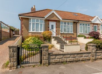 Thumbnail 2 bed semi-detached bungalow for sale in Woodcliff Road, Weston-Super-Mare, North Somerset