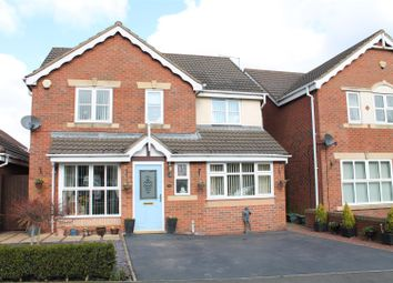 Thumbnail 4 bedroom detached house for sale in Guscott Road, Coalville, Leicestershire