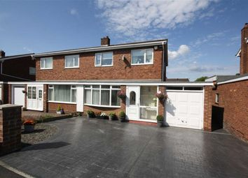 Thumbnail 3 bed semi-detached house for sale in Alford, Chester Le Street, County Durham