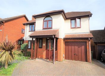Thumbnail 4 bed detached house for sale in Pershore Close, Southampton
