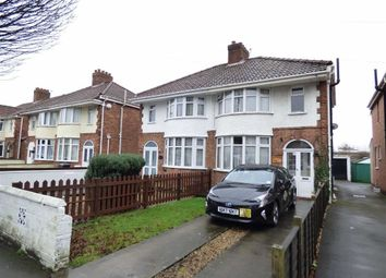 Thumbnail 3 bedroom semi-detached house for sale in Locking Road, Weston-Super-Mare