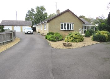 Thumbnail 3 bed detached bungalow for sale in Fallow Corner Drove, Manea, March