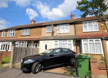 Thumbnail 4 bedroom terraced house to rent in West Road, Rush Green, Romford
