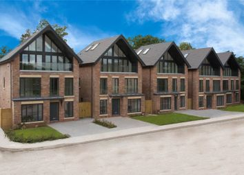 Thumbnail 4 bed detached house for sale in Mere View, Astbury Mere, Congleton, Cheshire