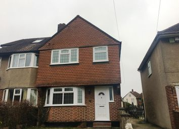 Thumbnail 3 bed semi-detached house to rent in Long Lane, East Oxford