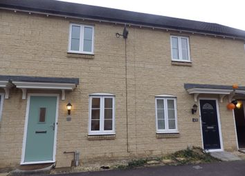 Thumbnail 2 bed terraced house to rent in Cherry Tree Way, Carterton, Oxfordshire