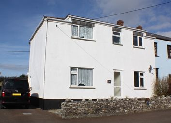 Thumbnail 4 bed semi-detached house for sale in Sportsmans, Camelford