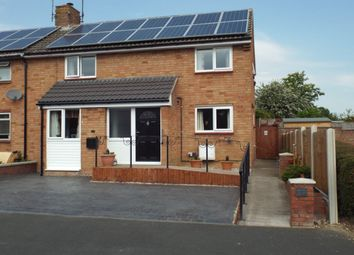 Thumbnail 3 bedroom terraced house for sale in Hurst Road, Pershore