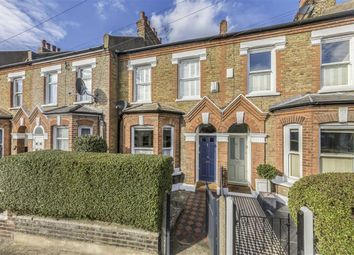 Thumbnail 3 bed terraced house for sale in Franche Court Road, Earlsfield