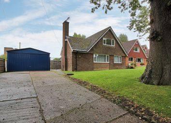 Thumbnail 4 bed bungalow for sale in Crawley Lane, Pound Hill, Crawley West Sussex