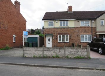 3 bed end terrace house for sale in Handley Street, Wednesbury WS10