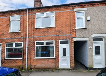 Thumbnail 3 bed terraced house for sale in Cookson Street, Kirkby-In-Ashfield, Nottingham