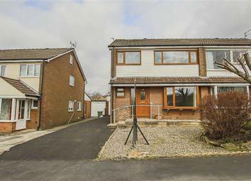Thumbnail 4 bed semi-detached house for sale in Fernlea Drive, Clayton Le Moors, Lancashire