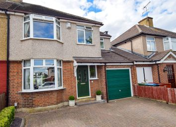 Thumbnail 4 bed semi-detached house for sale in Knutsford Avenue, Watford, Hertfordshire