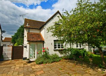 Thumbnail 2 bed semi-detached house to rent in Temple Lane, Bisham, Marlow