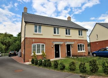 Thumbnail 3 bed semi-detached house for sale in Field View Close, Holmes Chapel, Crewe, Cheshire