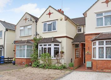 Thumbnail 3 bed terraced house for sale in Park Road, Farnborough