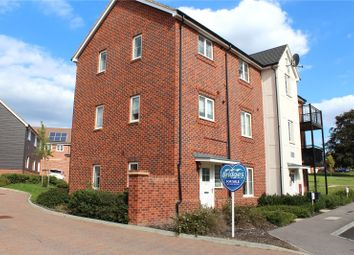 George Court, Jubilee Drive, Church Crookham, Fleet GU52. 1 bed maisonette