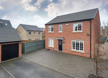 Thumbnail 4 bed detached house for sale in Oak Drive, Whinmoor, Leeds, West Yorkshire