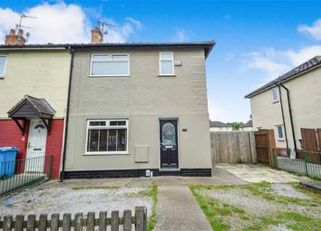 Thumbnail 3 bedroom end terrace house for sale in North Road, Hull