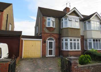 Thumbnail 3 bed semi-detached house for sale in Fountains Road, Luton