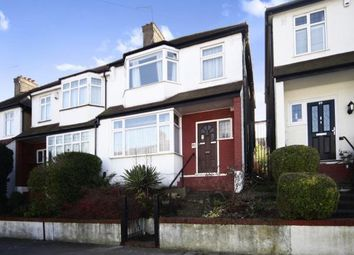 Thumbnail 3 bed semi-detached house for sale in Semley Road, London