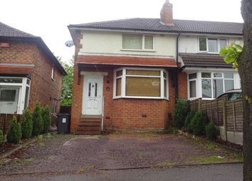 Thumbnail 2 bed property to rent in Birkenshaw Avenue, Great Barr