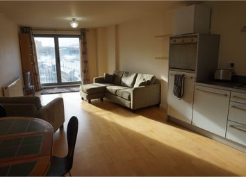 Thumbnail 1 bed flat to rent in 308 Clyde Street, Glasgow