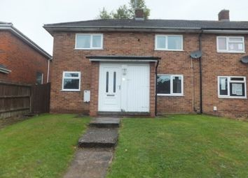 Thumbnail 2 bed end terrace house to rent in Trenchard Close, Sutton Coldfield