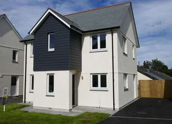 Thumbnail 3 bed detached house for sale in Homeland Close, Bradworthy, Holsworthy