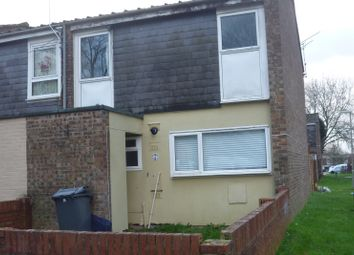 Thumbnail 3 bed end terrace house to rent in Kite Close, Waterlooville