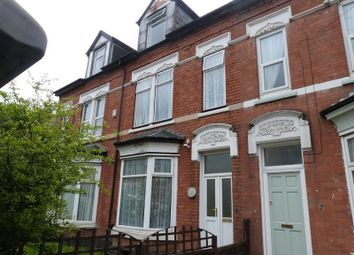 Thumbnail 4 bedroom property to rent in Sycamore Terrace, Vicarage Road, Kings Heath, Birmingham