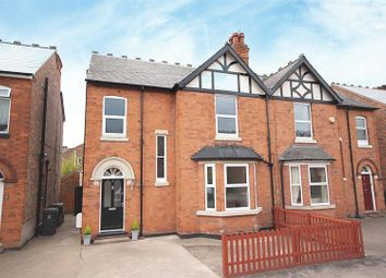 Thumbnail 3 bed semi-detached house for sale in Conway Avenue, Carlton, Nottingham