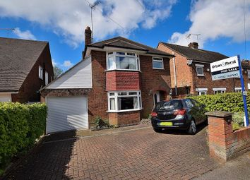 Thumbnail 3 bed detached house for sale in Sundown Avenue, Dunstable