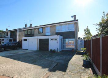 Thumbnail 4 bedroom semi-detached house for sale in Danyon Close, Rainham