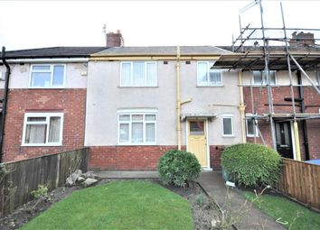 Thumbnail 3 bed terraced house for sale in Lindel Road, Fleetwood, Lancashire