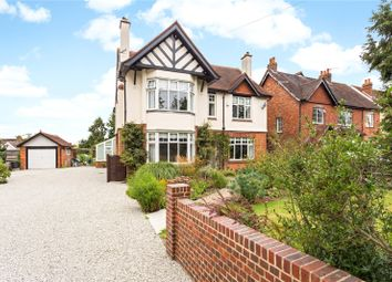 Thumbnail 5 bed detached house for sale in Tudeley Lane, Tonbridge, Kent